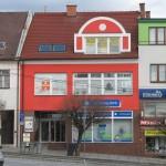 Polyfunkční dům - Uherský Brod